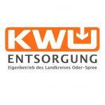 Logo des KWU Entsorgung - Eigenbetrieb des Landkreises Oder-Spree