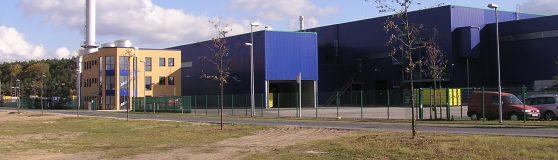 Restabfallbehandlungsanlange, kurz RABA, in Niederlehme