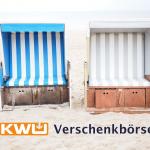 Zwei Strandkörbe, KWU Verschenkbörse