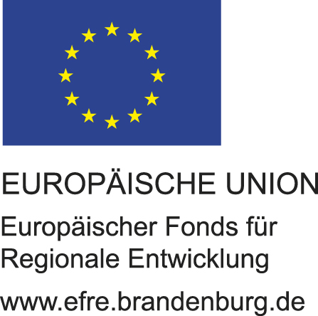 Logo EFRE (Europäischer Fonds für Regionale Entwicklung)