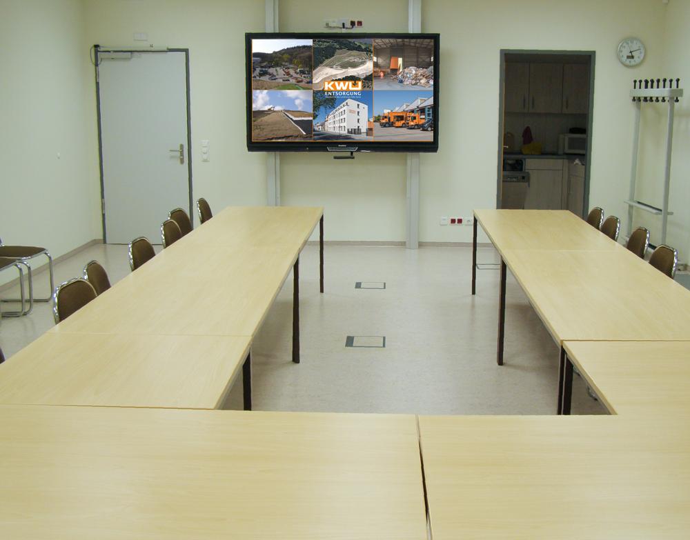 Werksausschuss Versammlungsraum KWU Entsorgung
