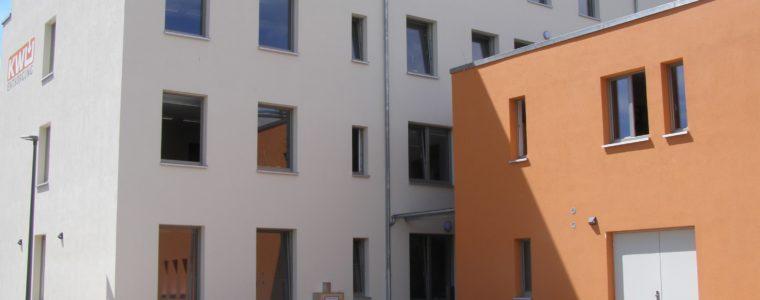 Bild der KWU Verwaltung in Fürstenwalde
